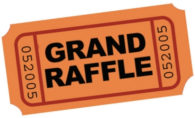 Businesses that donate raffle prizes donation