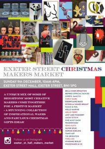 Xmas Makers' Market 2018