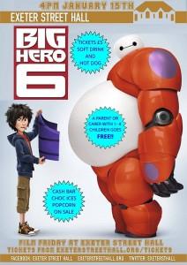 Film Friday: Big Hero 6