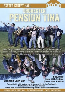 Orchester Pension Tina
