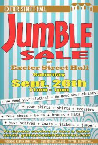 Hall Jumble Sale