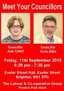 Meet Your Councillors