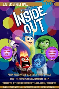 Film Friday: Inside Out