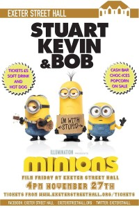 Film Friday: Minions