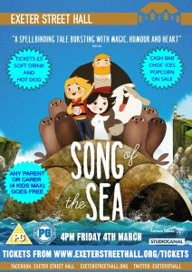 Film Friday: Song of the Sea
