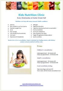 Kids Nutrition Clinic