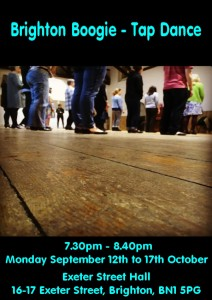 Brighton Boogie - Tap Dance