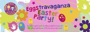 Messy Play Brighton - Eggstravaganza Easter Party