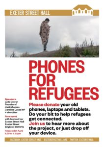 Phones for Refugees