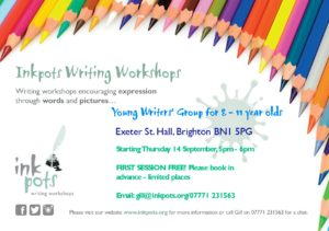 Inkpots Writing Workshops