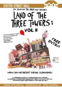 Land of the Three Towers: Vol II
