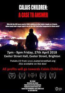 Calais Children: A Case To Answer