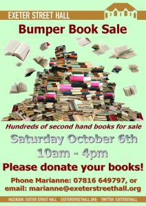 Bumper Book Sale 2018