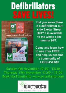 Defibrillators Save Lives