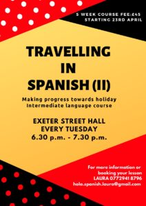 Travelling in Spanish (II)