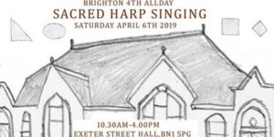 Sacred Harp Singing