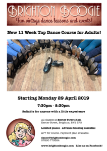 Brighton Boogie – Tap Dance Classes