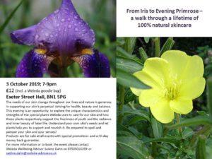 Weleda Yoga - From Iris to Evening Primrose