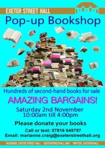Pop-up Bookshop