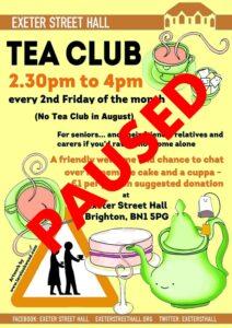 ESCH Tea Club