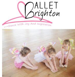 Ballet Brighton Class – Tuesdays