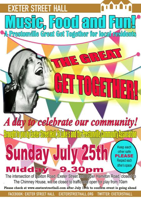 The Great Get Together 2021