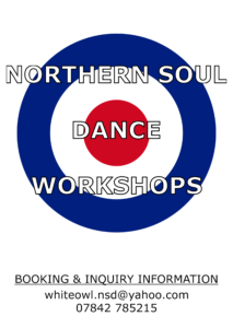 Northern Soul Dance Workshops (for 18+)